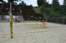 Beach volejbal 2012-2013