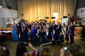 Maturitní ples 2013-2014