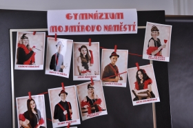 Maturitní ples 2016-2017