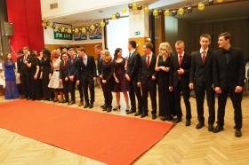 Maturitní ples 2017-2018