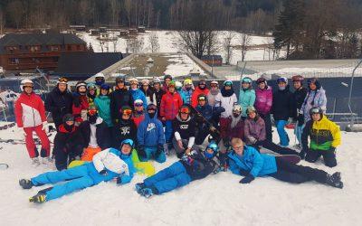 Lyžařský kurz, Karlov pod Pradědem (18.–22. 2. 2019