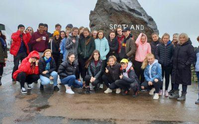 Skotsko 6.–15. 5. 2019